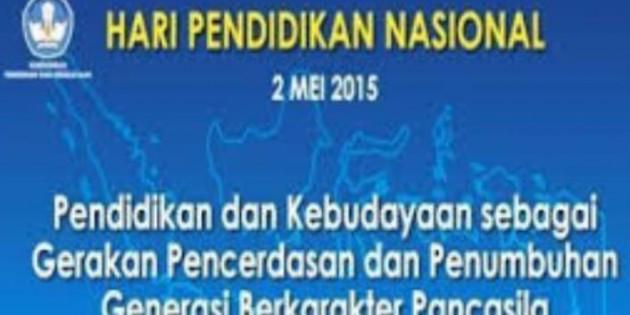 PERINGATI HARI PENDIDIKAN DI PALEMBANG MAHASISWA NOBAR FILM DOKUMENTER