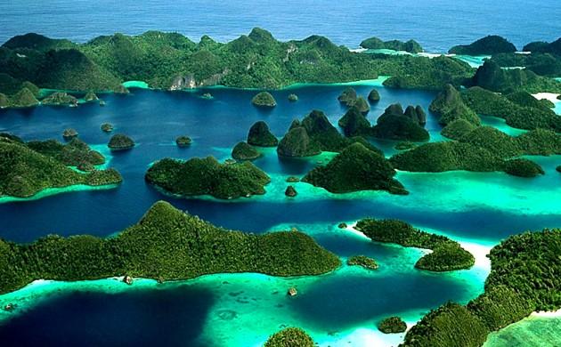 SALAM DARI SALAH SATU SURGA DI INDONESIA