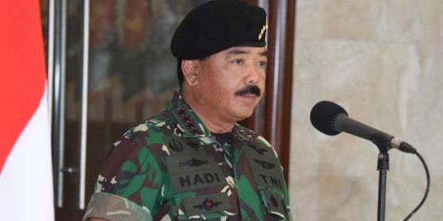 TNI – POLRI KAWAL PERHITUNGAN SUARA SAMPAI SELESAI