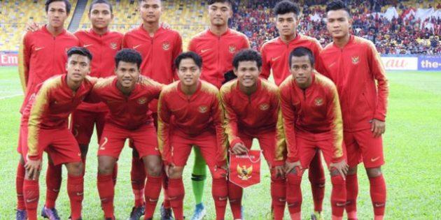 DRAWING KUALIFIKASI PIALA ASIA U-16 2020: INDONESIA DAN CHINA SATU GRUP