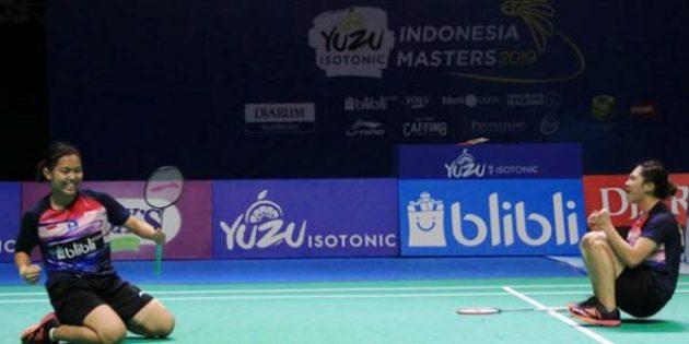 MALANG JADI KEBANGGAAN DI INDONESIA MASTERS 2019